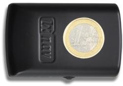 Nano logger cu moneda de 1 EUR