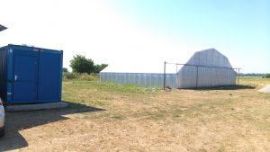 Hangar Aerodrom Topoloveni