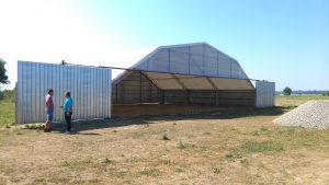 Hangar Topoloveni deschis