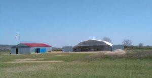 hangare si container Topoloveni